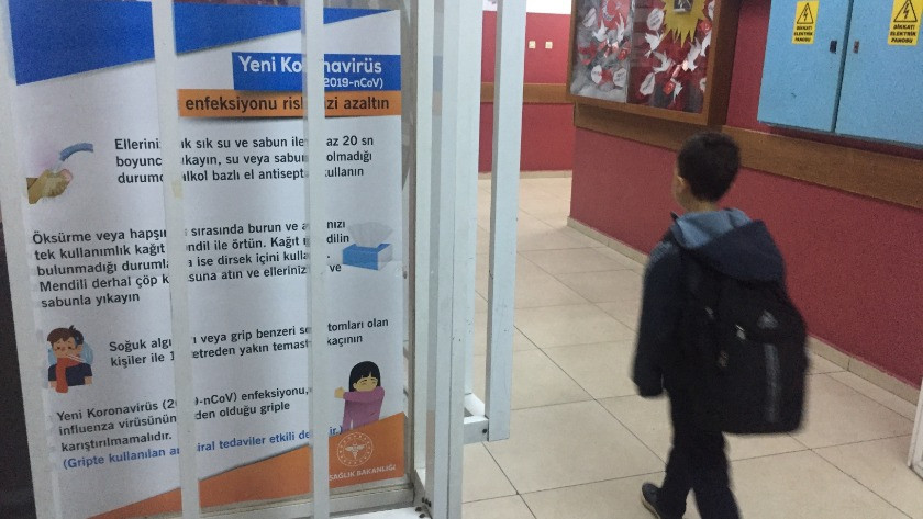 Okullarda koronavirüs uyarısı! Tüm il ve ilçelerdeki okullara gönderildi