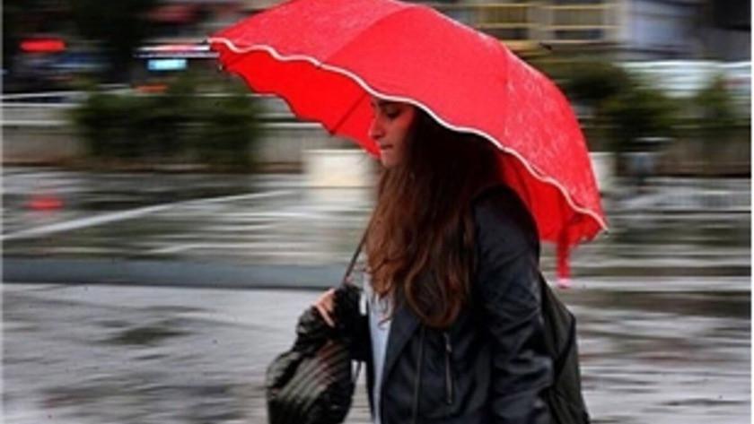 O bölgelerde yaşayanlar dikkat! 25 şubat Meteoroloji'den sağanak yağış uyarısı