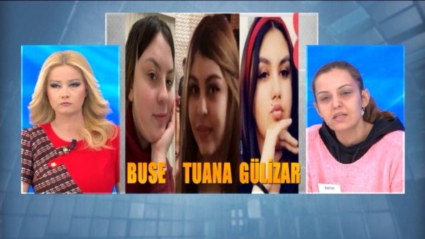 Macera için evden kaçan liseli kızlar bakın ne yapmışlar! Müge Anlı canlı yayında açıkladı