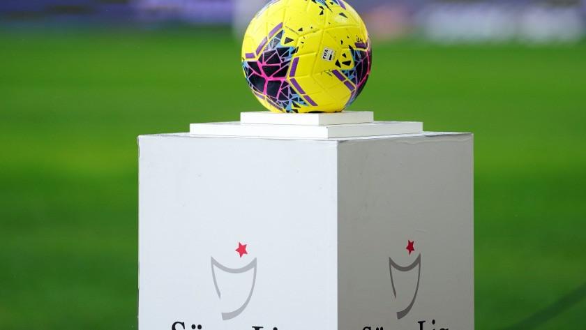 Süper Lig'de 24. hafta heyecanı başlıyor! İşte haftanın maç programı