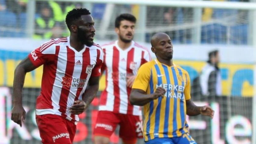 Ankaragücü - Sivasspor maç sonucu: 0-3 özet izle