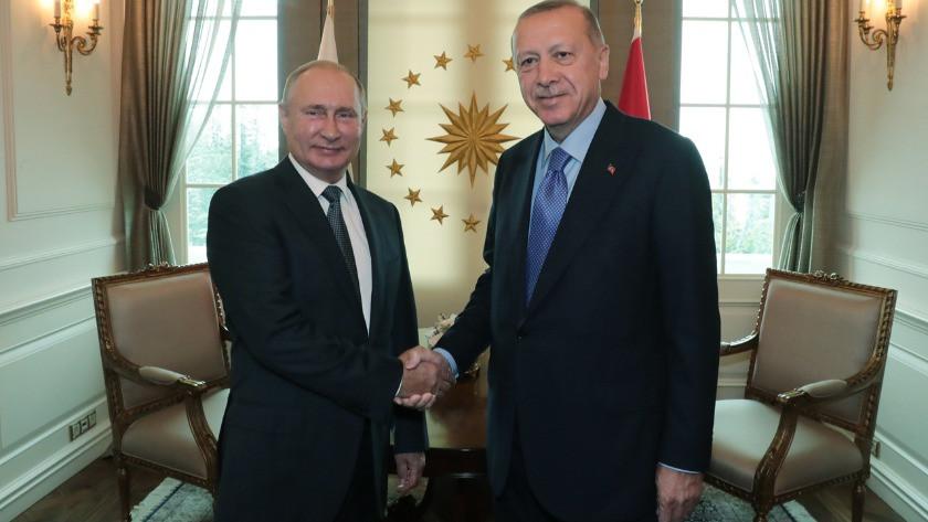 Moskova ziyareti öncesi Erdoğan alarmı!