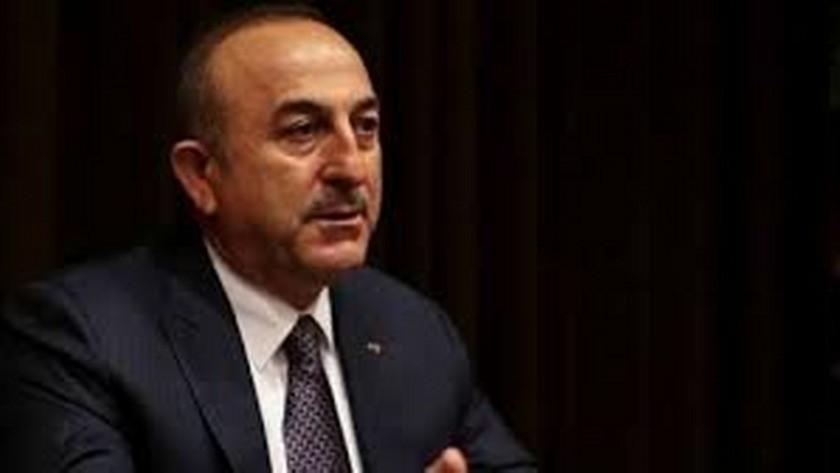 AB ve Yunanistan'a Çavuşoğlu'ndan tepki