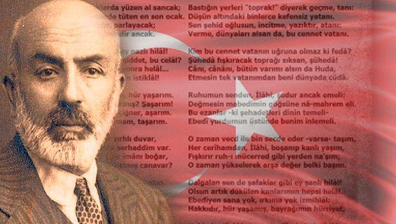 12 Mart İstiklal Marşı'nın kabulünün 99. yıl dönümü ! Mehmet Akif Ersoy kimdir - Sayfa 4