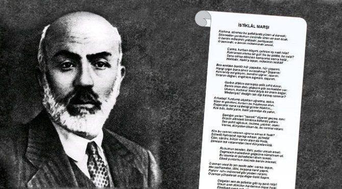 12 Mart İstiklal Marşı'nın kabulünün 99. yıl dönümü ! Mehmet Akif Ersoy kimdir - Sayfa 1