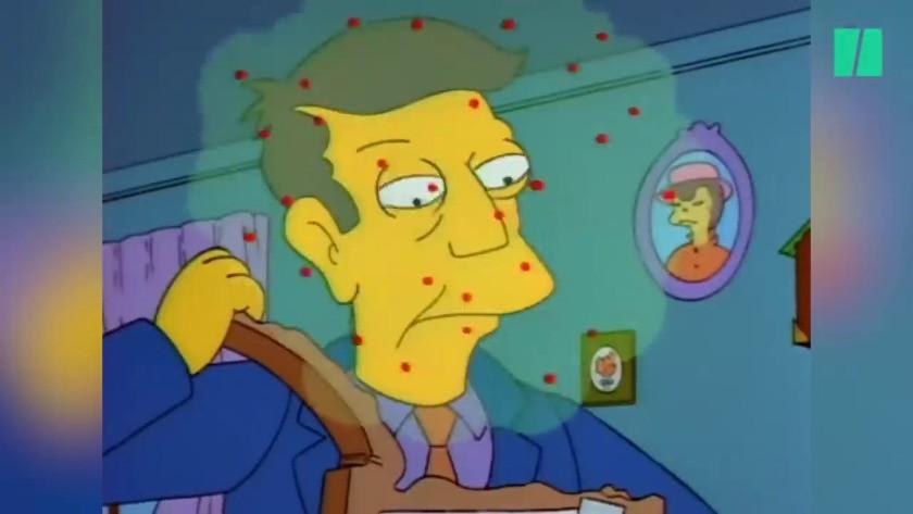 Simpsonlar'ın kehanetleri! Koronayı da mı bildi? Tom Hanks detayı...