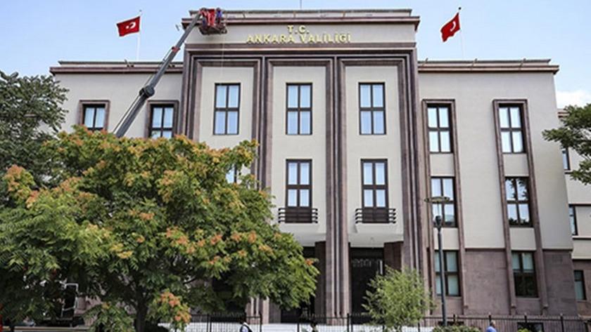 Ankara Valiliği'nden Umre'den dönen vatandaşlar  için koronavirüs açıklaması !