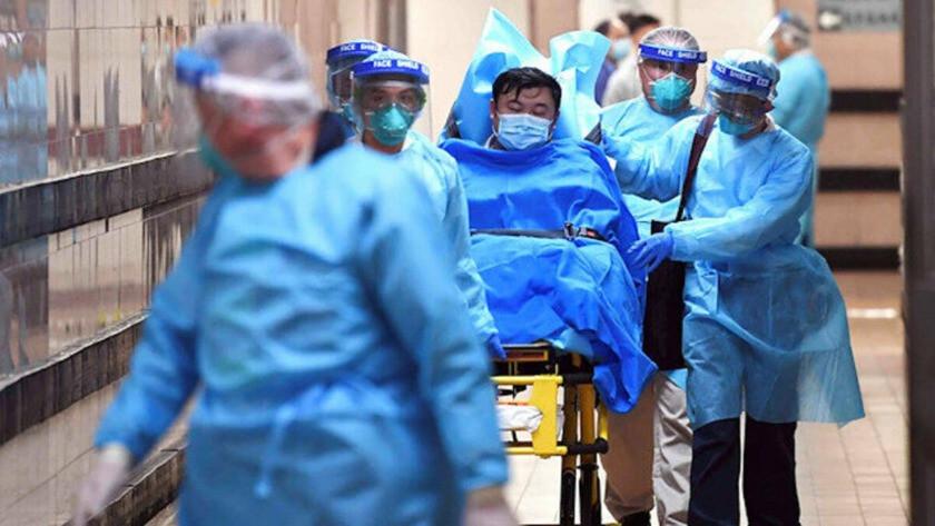 ABD'de yapım aşamasında olan koronavirüs aşısı ilk kez denenecek