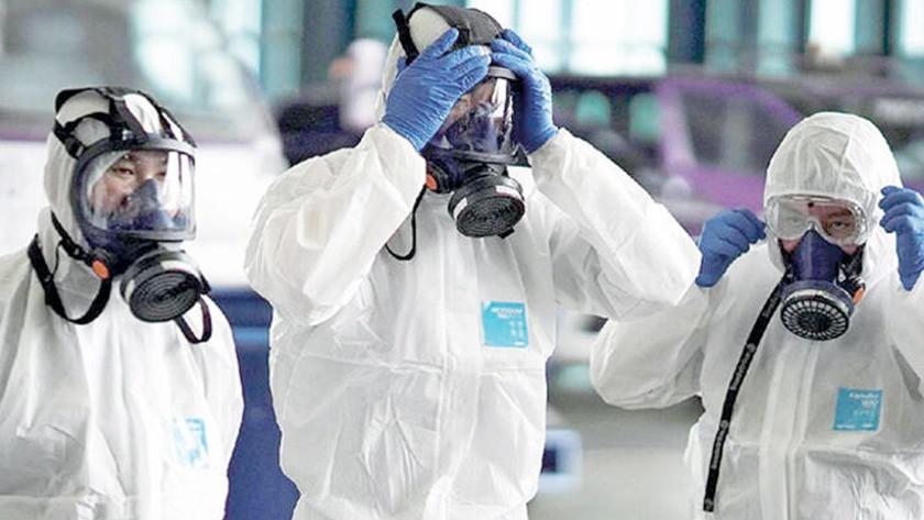 Korona, Dünya Sağlık Örgütü'nün merkezine girdi