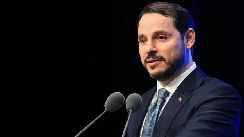 Albayrak'ın istifası sosyal medyayı salladı