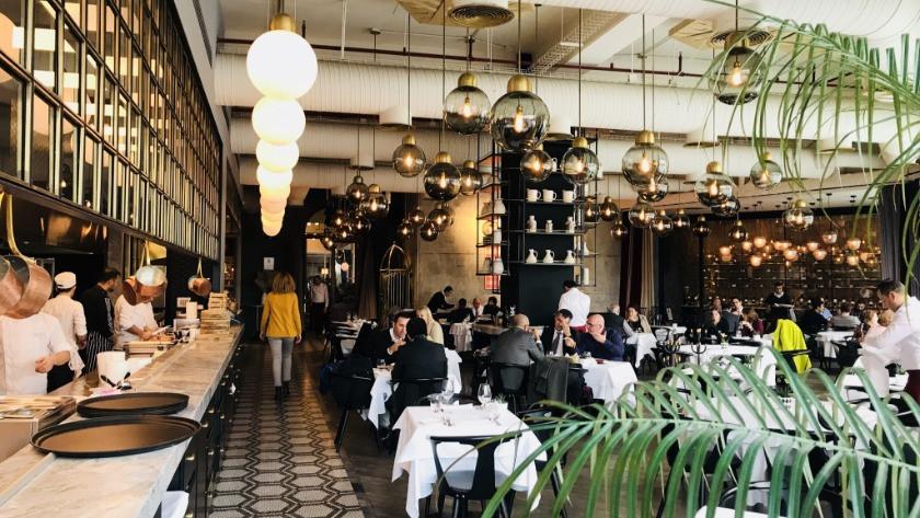Tüm lokanta ve restoranlara koranavirüs engeli