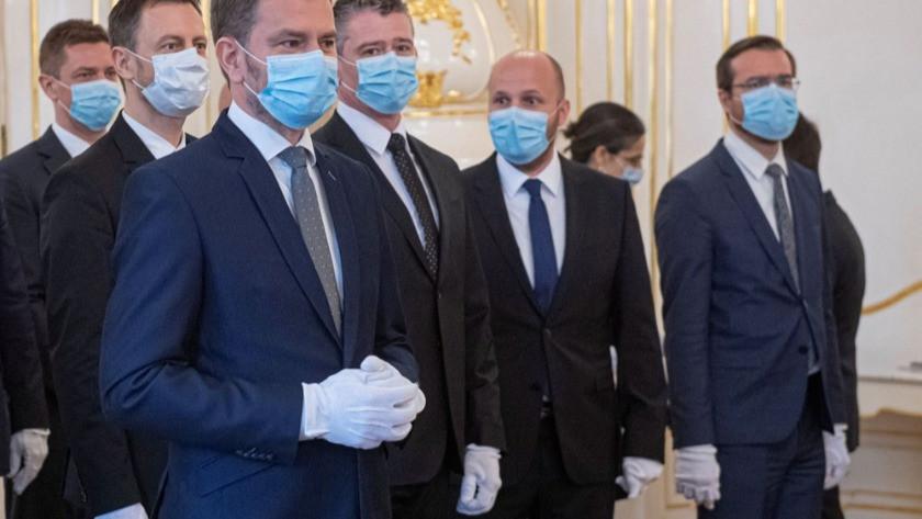 Slovakya başbakanı Igor Matovic'den koronavirüs önlemi