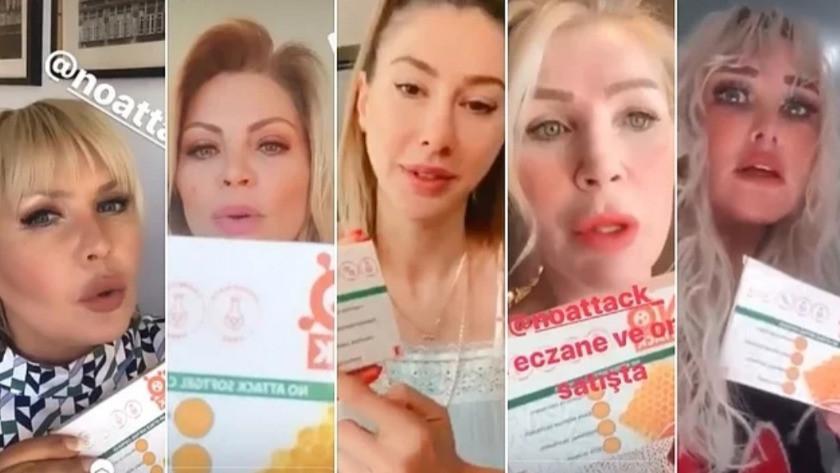 Birçok ünlünün corona virüsü ilacı diye reklamını yaptığı üründe şok !