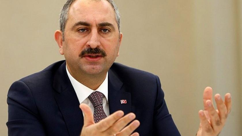 Adalet Bakan'ı Gül, yargıdaki koronavirüs önlemlerini açıkladı