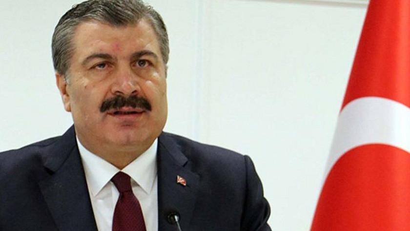 Sağlık Bakanı koronovirüs belirtili takvimini paylaştı