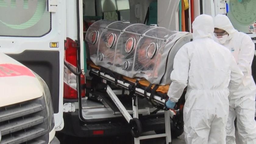 Koronavirüs nedeniyle vefat eden vatandaş, yurt dışından geldiğini gizlemiş