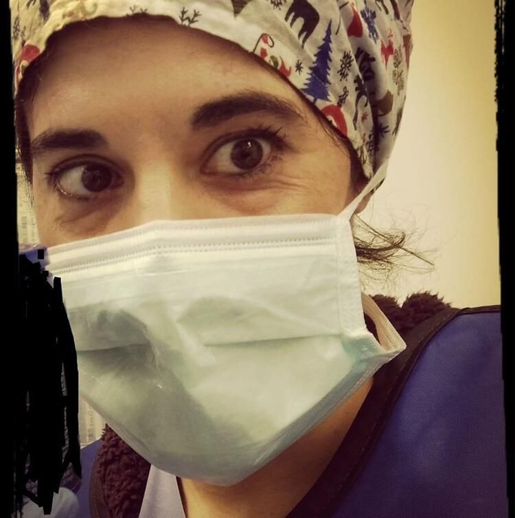 İtalyan hemşire corona virüsü olduğunu öğrendi! Sonrası felaket... - Sayfa 4
