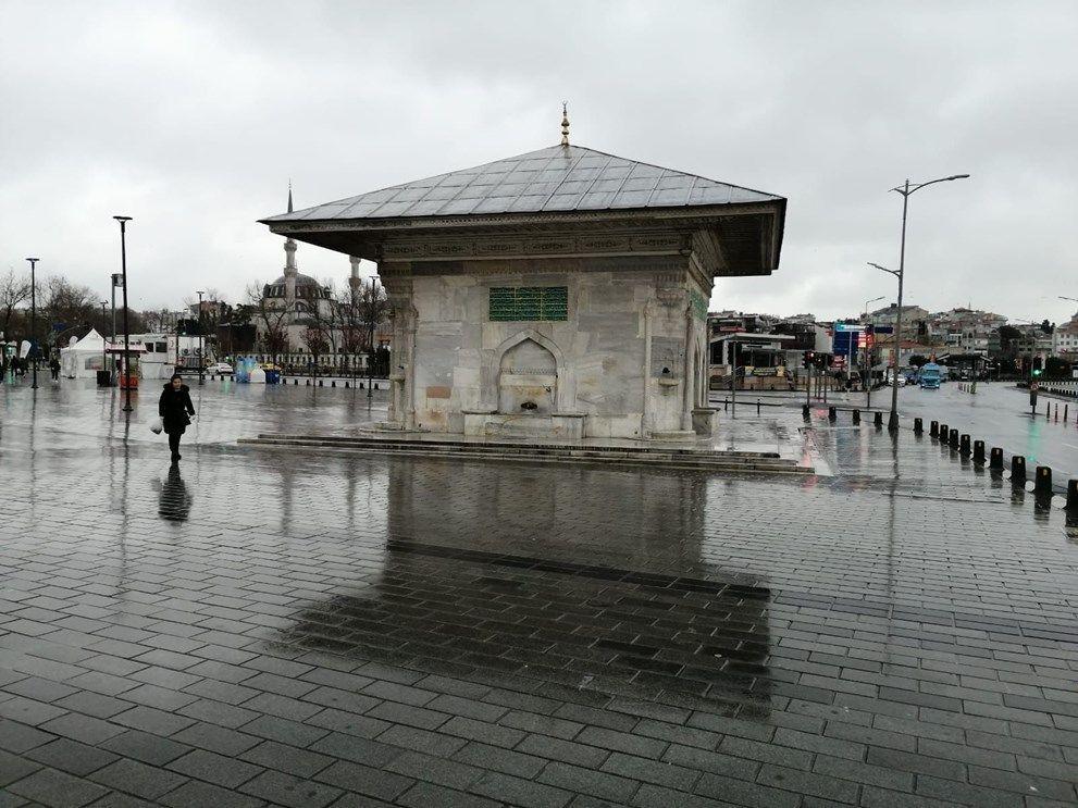 İstanbul'da alışık olmadığımız görüntüler ! İn cin top oynuyor... - Sayfa 3