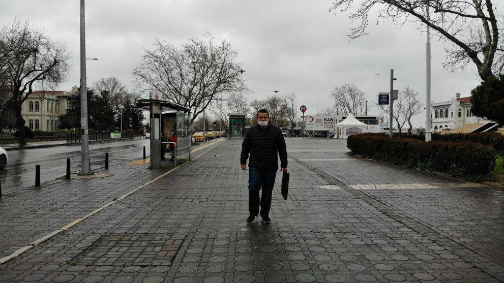 İstanbul'da alışık olmadığımız görüntüler ! İn cin top oynuyor... - Sayfa 4