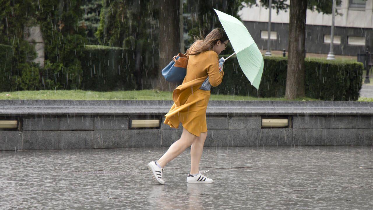 Meteoroloji bölge bölge uyardı! Fırtına ve yağmur geliyor... - Sayfa 2