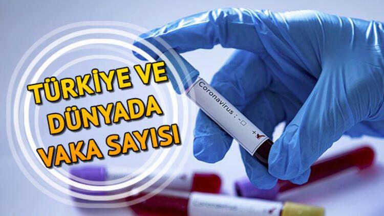 Corona virüste vaka sayısı kaç oldu? İşte Türkiye ve dünyada son durum… - Sayfa 1