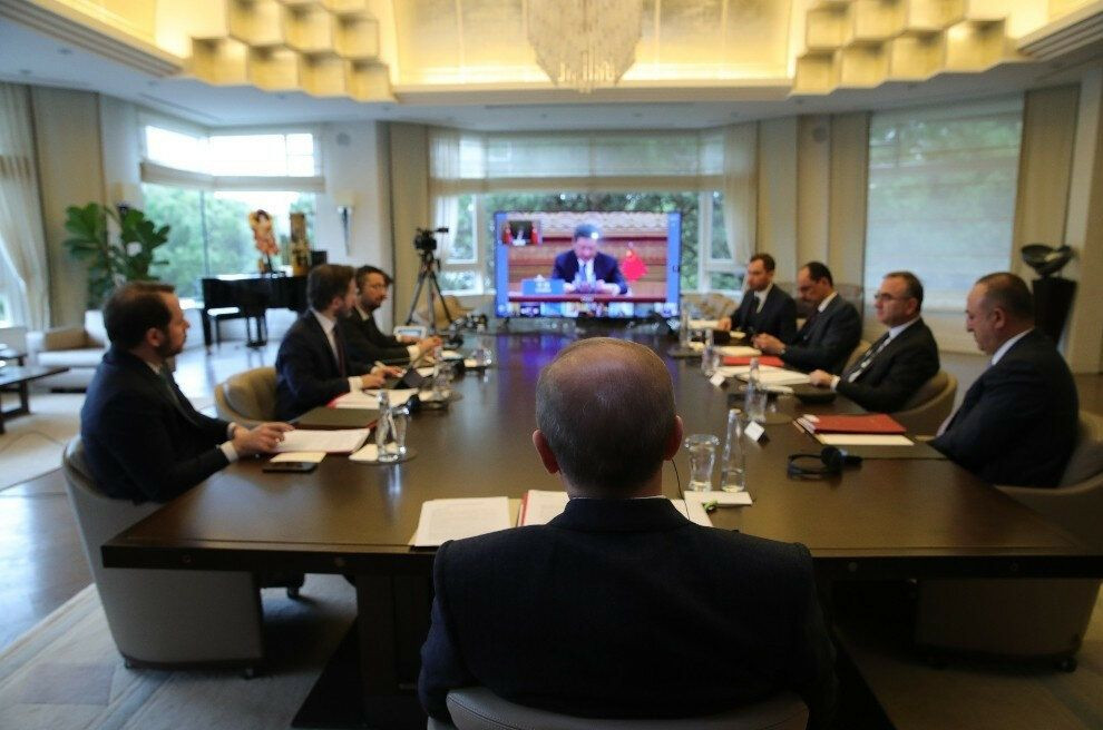 Erdoğan'ın video konferansla katıldığı G20 Liderler Zirvesi sona erdi - Sayfa 2