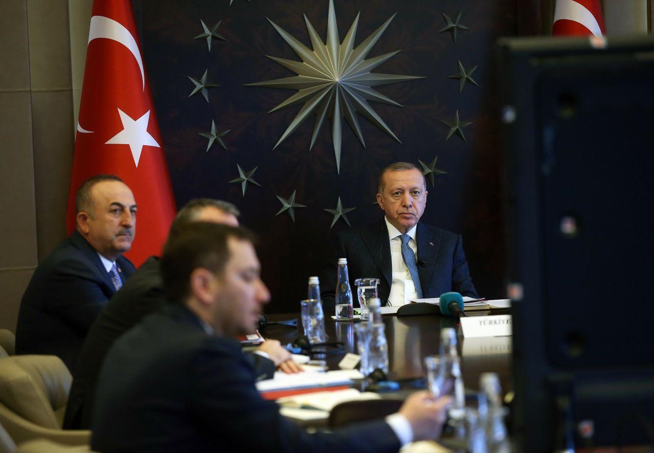 Erdoğan'ın video konferansla katıldığı G20 Liderler Zirvesi sona erdi - Sayfa 1
