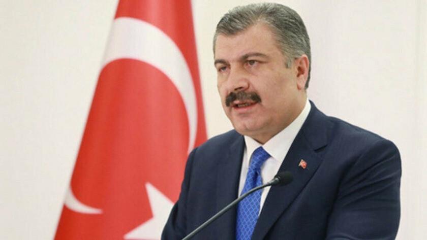 Sağlık Bakanı Fahrettin Koca: Ölüm sayısı 16, vaka sayısı 1.196