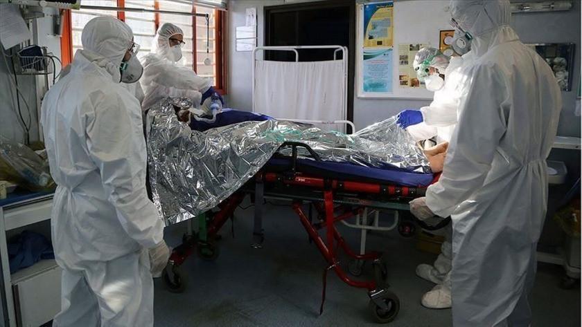 Paris'te koronavirüsten ölen en genç ölüm