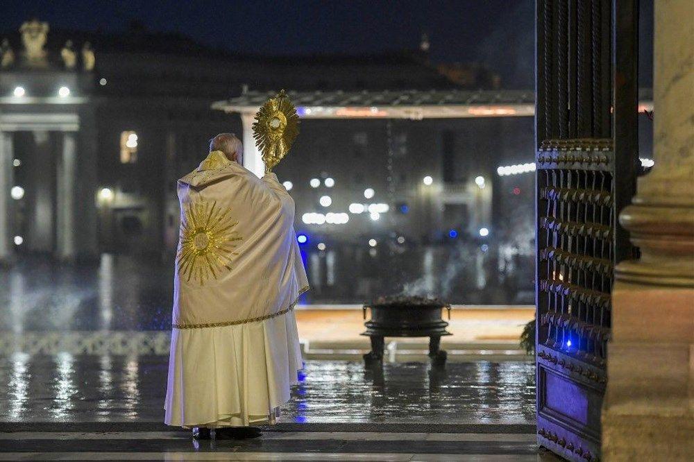 Papa, corona virüs için dua etti! - Sayfa 4