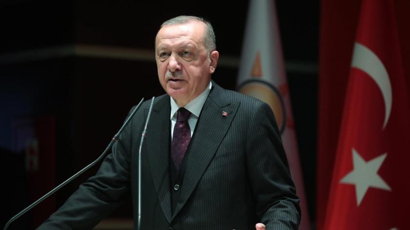 Erdoğan kampanya çağrısı yaptı ve 7 aylık maaşını bağışladı!