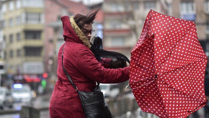 Meteoroloji'den o bölgelere kuvvetli yağış ve fırtına uyarısı! 2 Nisan Bugün hava nasıl olacak? - Sayfa 1