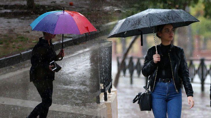 Meteoroloji'den o bölgelere kuvvetli yağış ve fırtına uyarısı! 2 Nisan Bugün hava nasıl olacak? - Sayfa 3