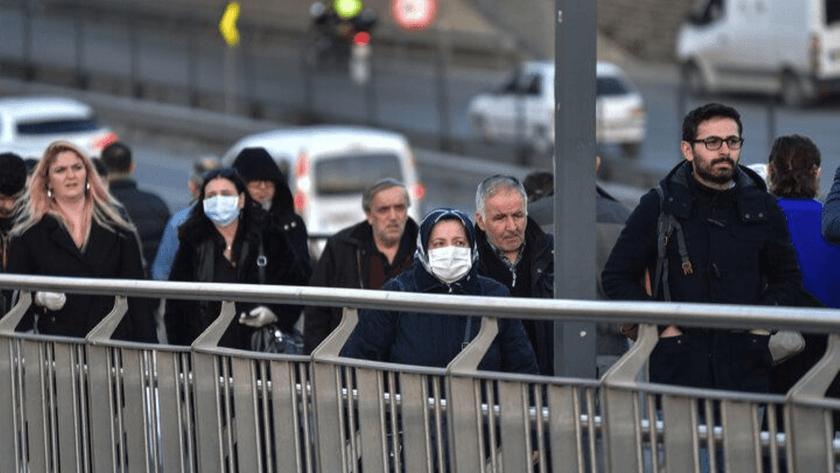 İstanbul ve Ankara'da koronavisünden etkilenebilecek en riskli ilçeler