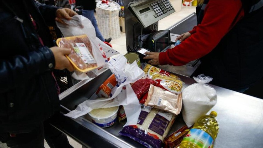 Markette hapşıran müşteriye 392 TL ceza verildi