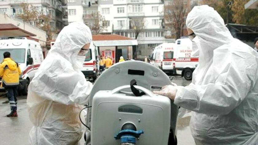 Koronavirüs Türkiye'yi böyle ele geçirdi! İşte koronavirüs böyle yayıldı