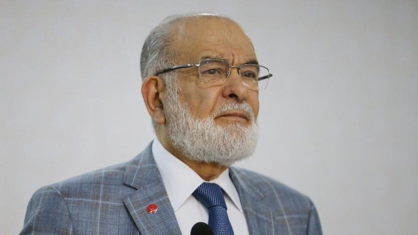 Saadet Partisi Genel Başkanı'ndan  Alparslan Türkeş mesajı