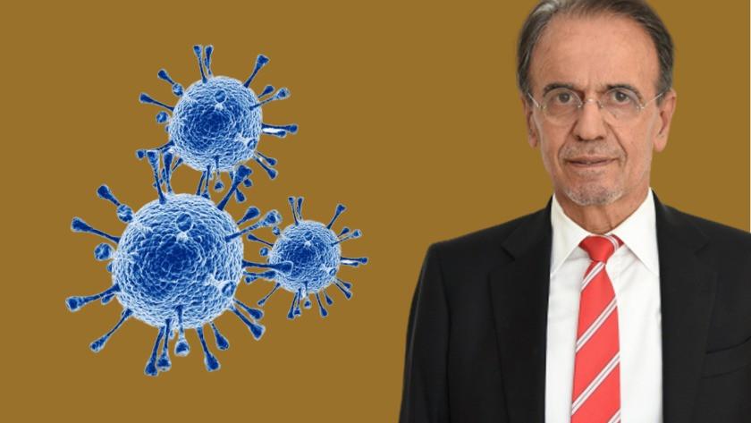 Prof. Dr. Mehmet Ceyhan virüsün en çok bulaştığı üç yeri açıkladı!
