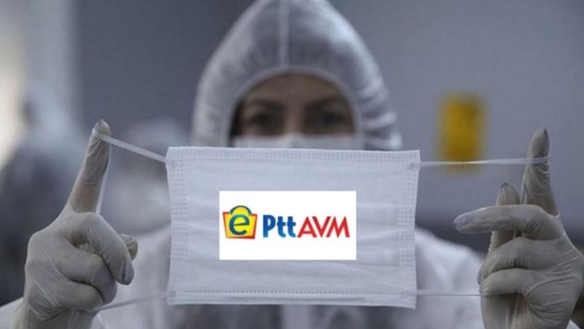 E-PttAVM ücretsiz maske nasıl alınır? E-Devlet maske siparişi