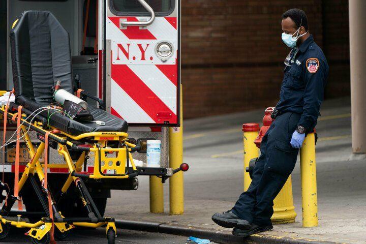 New York'ta mezarlıklarda yer kalmadı!Hükümet ölenleri nereye gömecek? - Sayfa 1