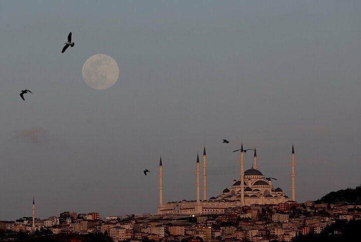 Türkiye'de ''Süper Ay'' kartpostallık görüntüler oluşturdu! - Sayfa 2