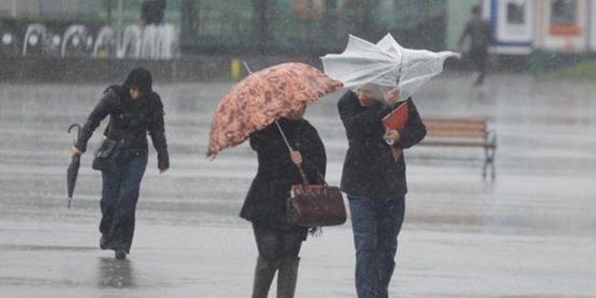 Kuvvetli fırtınaya dikkat! 8 Nisan Meteoroloji'den o bölgelerimize son dakika uyarısı - Sayfa 1