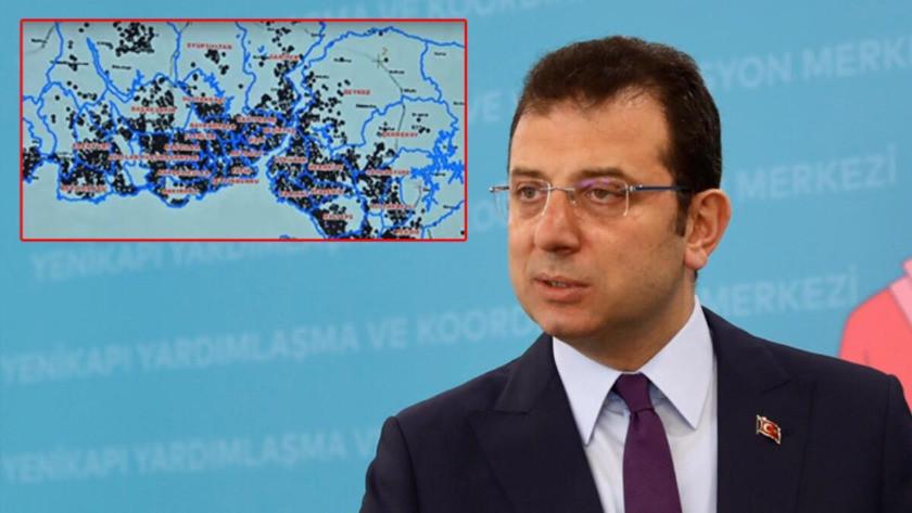 Ekrem İmamoğlu açıkladı! İşte İstanbul'da koronavirüsün en çok görüldüğü ilçeler