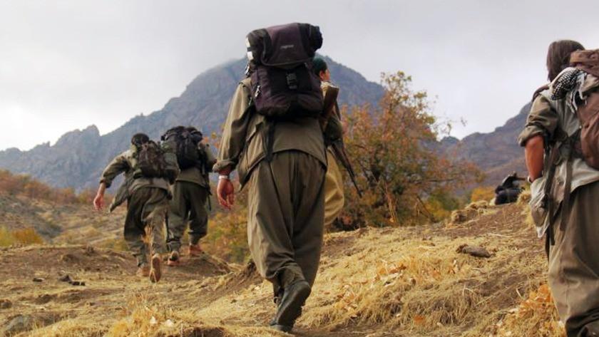 PKK'lı teröristler köylülere saldırdı! Yaralılar var