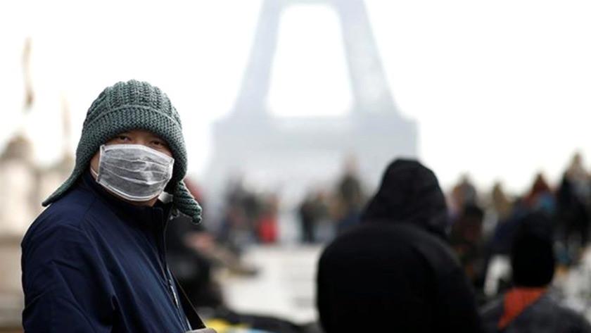 Fransa'da koronavirüsten ölenlerin sayısı 13 bine dayandı!