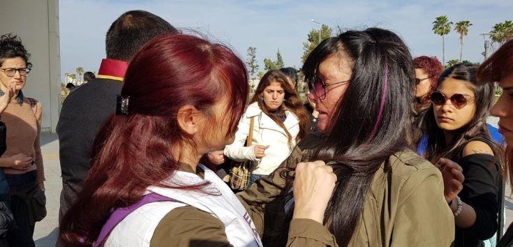 Berfin Özek, yüzünü asit dökerek yakan sevgilisinden şikayetçi olmadı ! - Sayfa 1