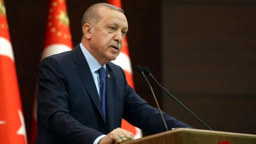 Cumhurbaşkanı Erdoğan'dan 'İnfaz Kanunu' açıklaması