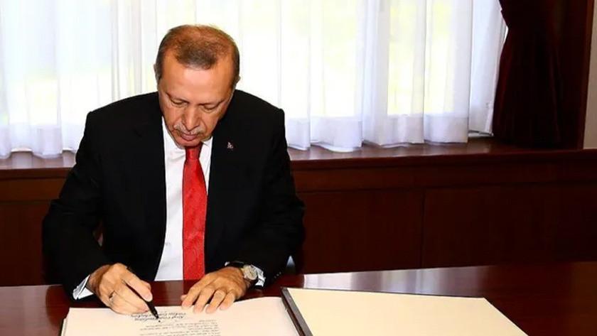 Cumhurbaşkanlığı atama kararları Resmi Gazete'de yayımlandı.