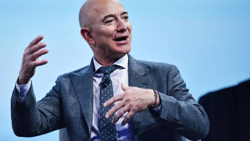 Jeff Bezos'un serveti 24 milyar dolar arttı