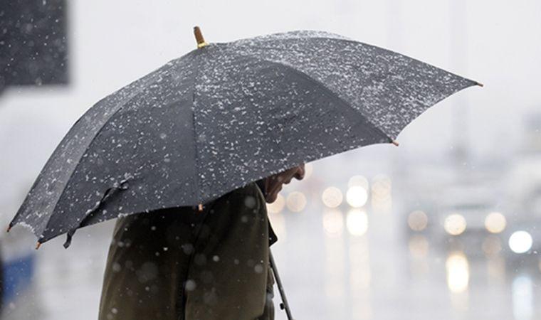 Meteoroloji saat verip uyardı! Doğuda yağmur, batıda fırtına! - Sayfa 1